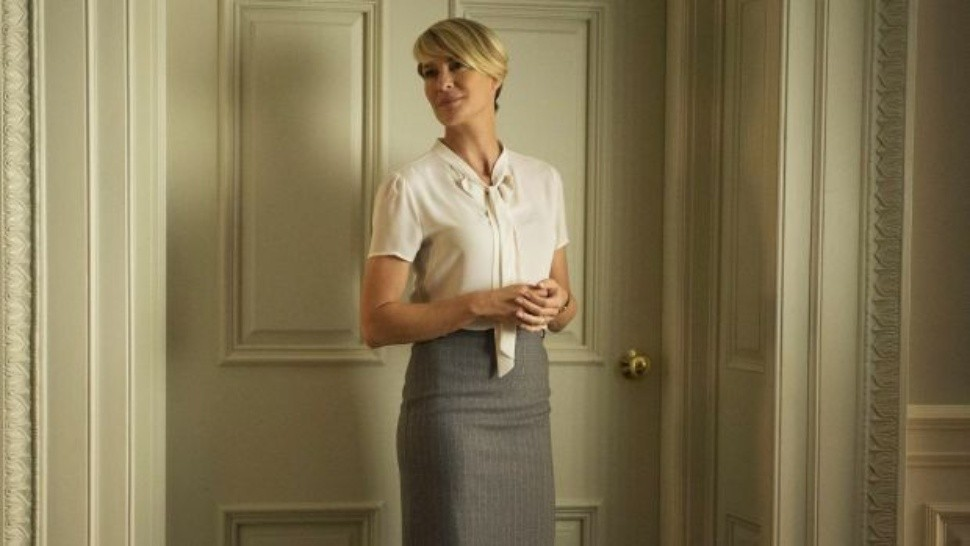 Robin Wright, ahora protagonista absoluta