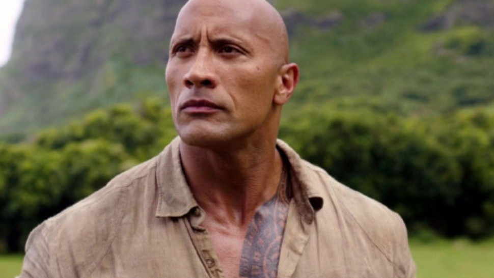 The Rock, puro carisma