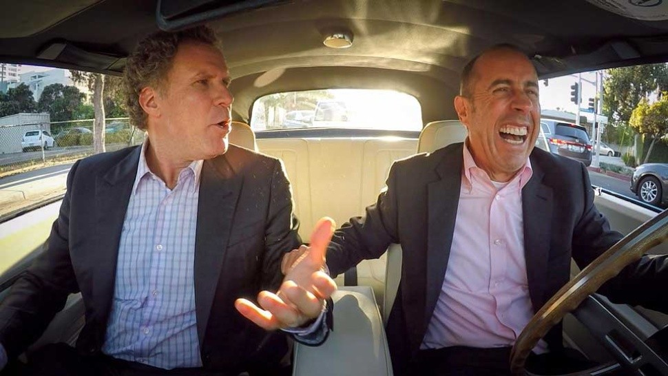 Comedians In Cars Getting Coffee Gervais