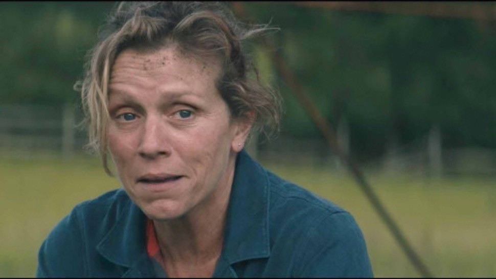 McDormand, brillante