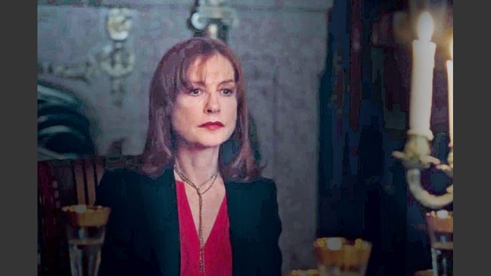 Isabelle Huppert integra un elenco superestelar