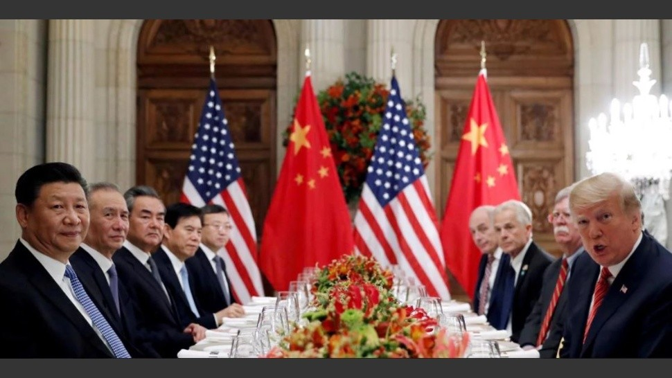 Pese a las amenazas de Trump y la reacción del mercado internacional, China parece reaccionar con calma