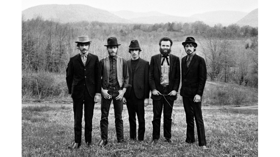 Once were brothers: Robbie Robertson and The Band, la película que abre Toronto