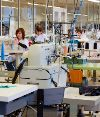 Production making department at the fashion giant Inditex
